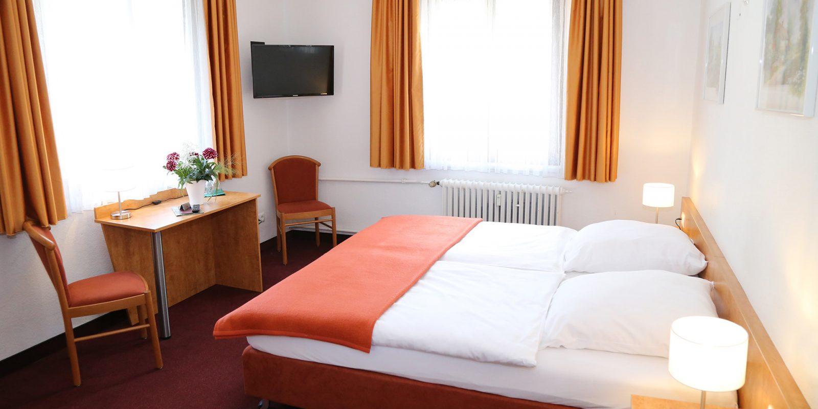Hotel Bonn Standard Doppelzimmer