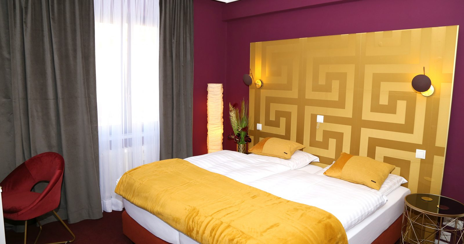 Superior Doppelzimmer Doppelbett